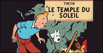 Tintin : Le Temple du Soleil
