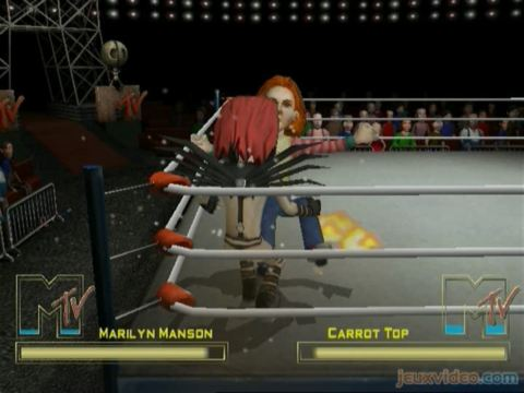 Celebrity deathmatch ps2 gameplay