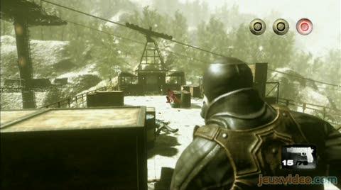 Vid os du jeu wanted les armes du destin trailers for Bureau 13 gameplay