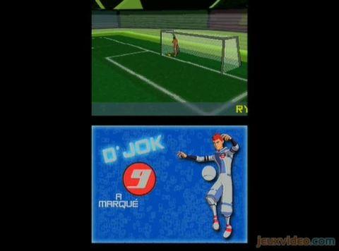 Vid os du jeu galactik football sur ds trailers gameplay - Jeu galactik football ...