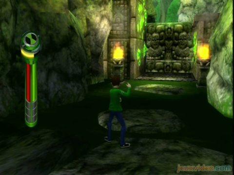 Vid os du jeu ben 10 alien force vilgax attacks trailers gameplay - Jeux ben 10 info ...