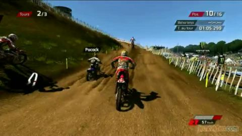 motocross jeux video