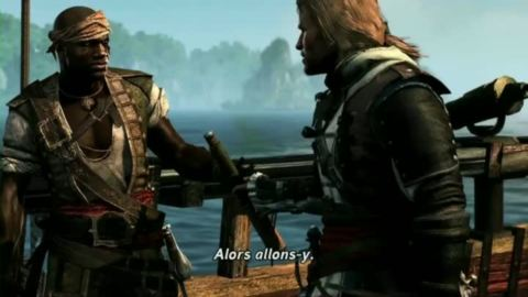 Assassin's Creed 4 : La démo gamescom commentée