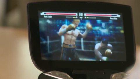 Une démo de Real Boxing sur Project Shield