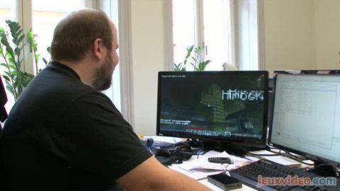 A la rencontre du créateur de Minecraft