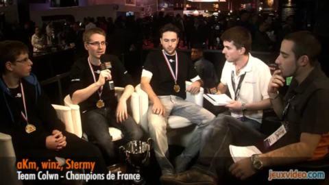 ESWC 2012 : Finale Shootmania : France vs Pays-Bas