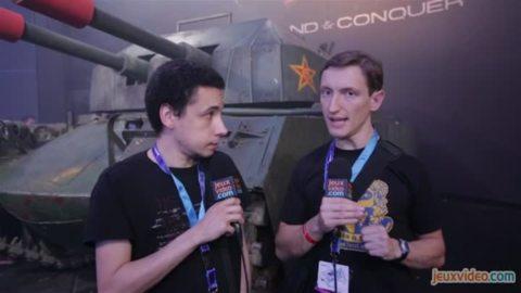 GC 2013 : Command & Conquer au rapport