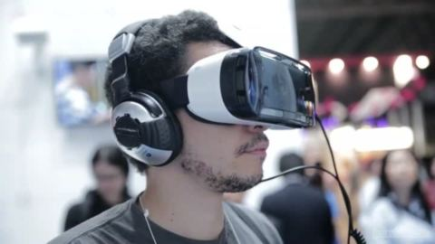 TGS 2014 : Le Samsung Gear VR à l'essai
