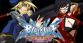 BlazBlue : Continuum Shift Extend