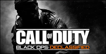 Call of Duty : Black Ops Declassified - GC 2012