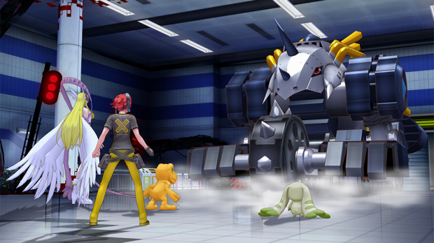 Images de Digimon Story : Cyber Truth