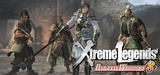 Dynasty Warriors 8 : Xtreme Legends