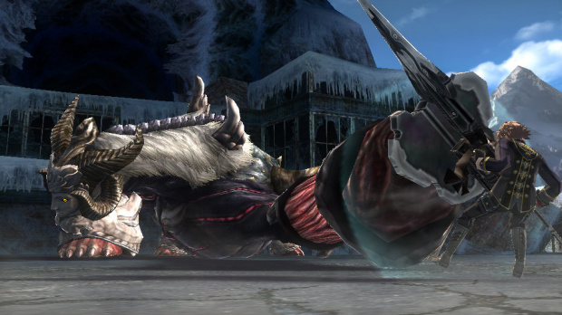 God Eater 2 illustre ses grosses armes