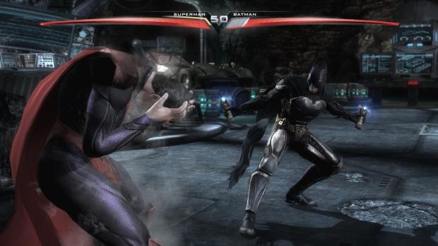 Injustice confirmé sur PS4 et Vita