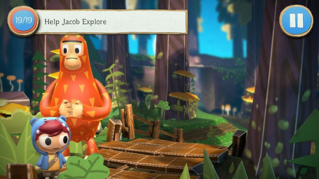 Jacob Jones and the Bigfoot Mystery annoncé sur Vita