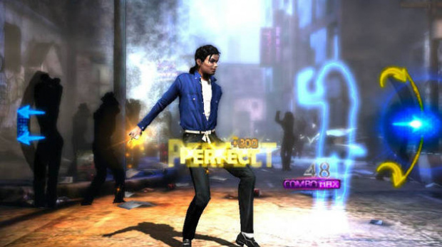 Images de Michael Jackson : The Experience sur Vita