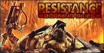 Resistance : Burning Skies