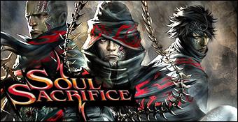 Soul Sacrifice - GC 2012