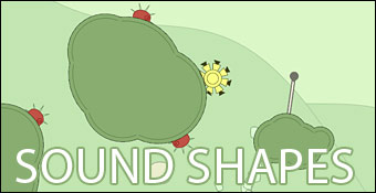 Sound Shapes - E3 2011