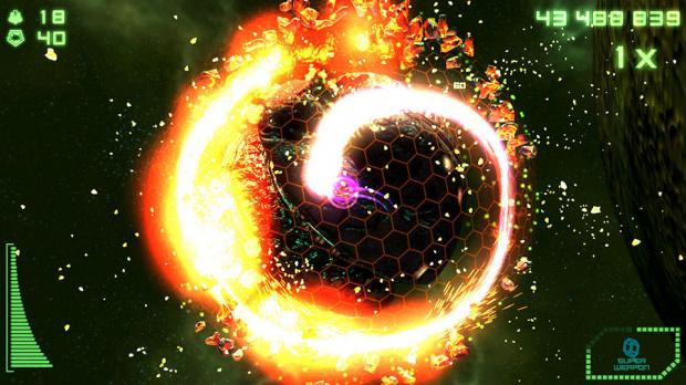 Une suite spirituelle à Super Stardust sur PS4
