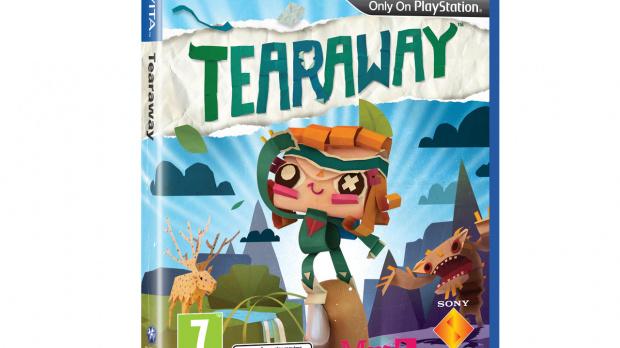 Deux jaquettes pour Tearaway
