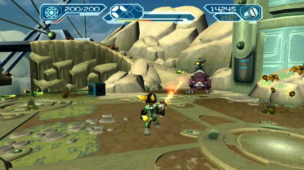 Résultats du concours Ratchet & Clank HD Trilogy