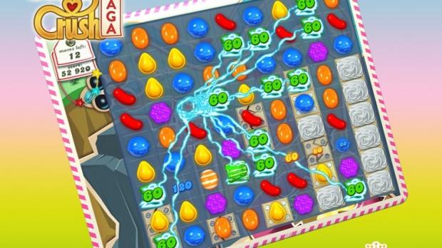 King en bourse : Candy Crash Saga ?