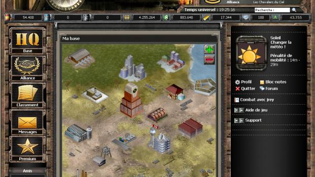 Peaufinez votre stratégie grâce à Desert Operations