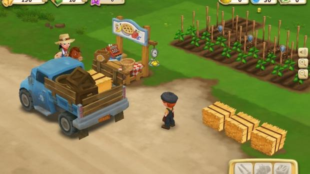 Zynga lance FarmVille 2
