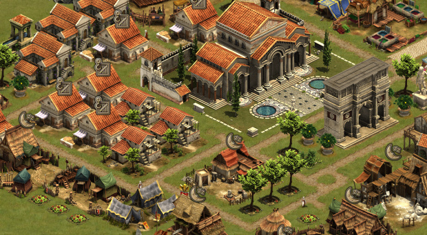 Forge of empires mars