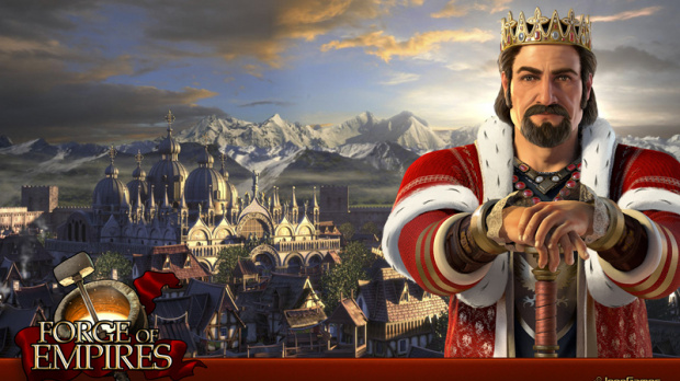 La bêta ouverte de Forge of Empires, le 17 avril
