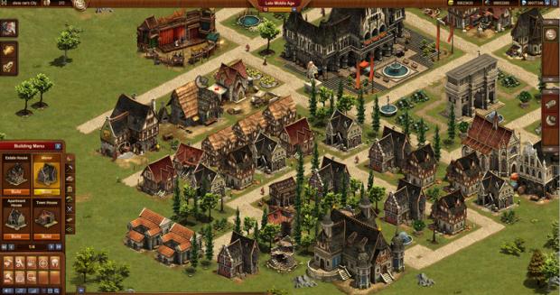 Un nouvel âge pour Forge of Empires