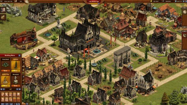 Forge of Empires disponible en français