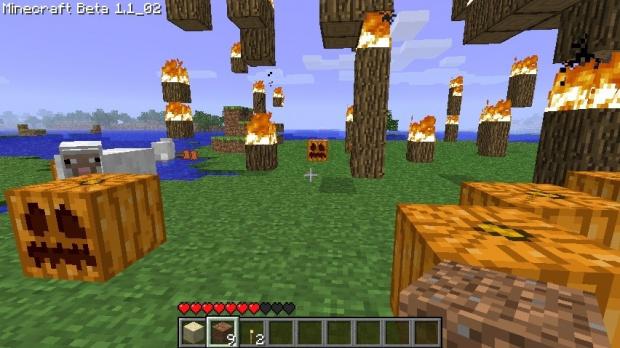 Bethesda cherche des poux à Notch (Minecraft)
