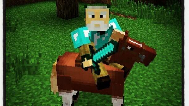 Minecraft réalise des Rêves d'enfants