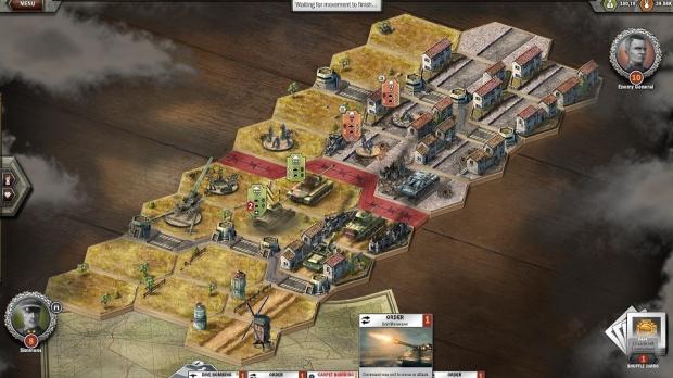 Panzer General Online : Inscrivez-vous à la bêta fermée