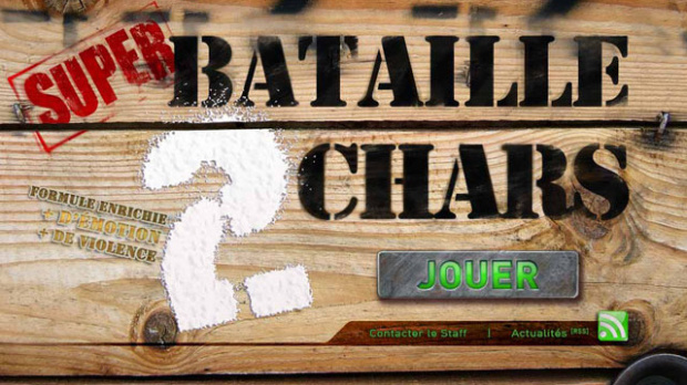 Super Bataille 2 Chars