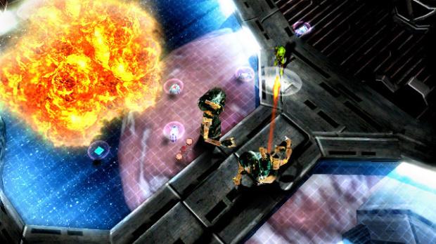 Sega ressuscite Alien Syndrome