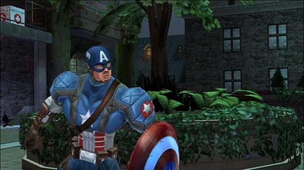 Images de Captain America Super Soldier