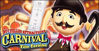 Carnival : Fête Foraine : Nouvelles Attractions