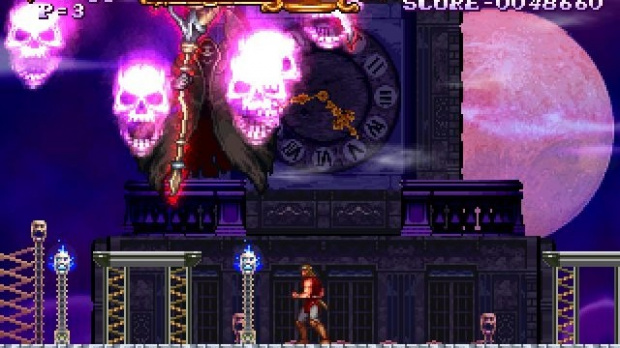 Castlevania : The Adventure Rebirth daté sur WiiWare