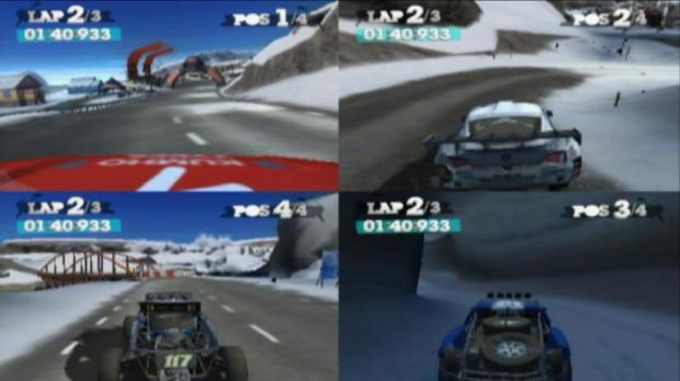 Images de Colin McRae : DiRT 2 sur Wii