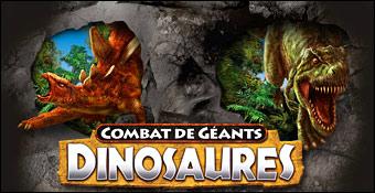 Combats de Géants : Dinosaures