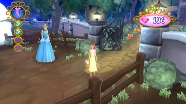 Disney Princesses : Mon Royaume Enchanté annoncé en images