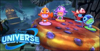 Disney Universe - TGS 2011