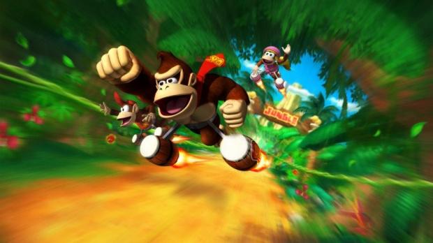 E3 2007 :  Donkey Kong Bondo Blast s'épouille en public
