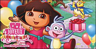 Test De Dora Lexploratrice Joyeux Anniversaire Sur Wii Par