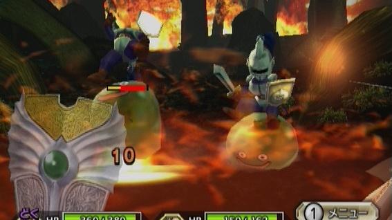Dragon Quest Swords en Amérique