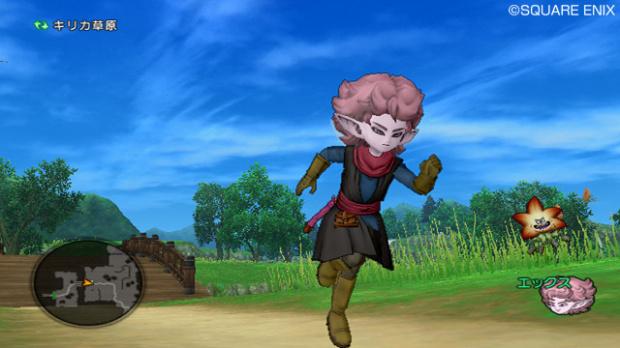 Plus d'une heure d'installation pour Dragon Quest X