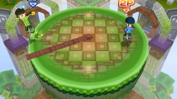 Family Trainer : ta grand-mère en rollers sur Wii